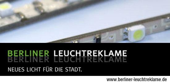 Berliner Leuchtreklame