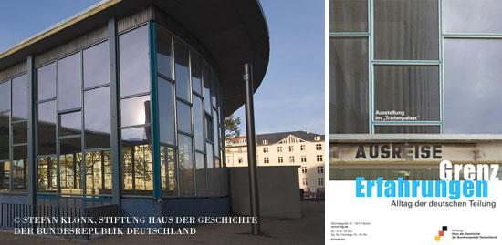 """Exhibition """"GrenzErfahrungen"""""""
