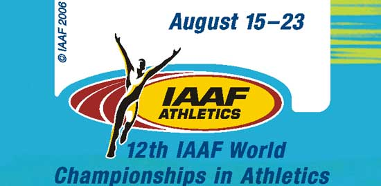 IAAF – Countdownuhr