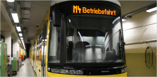BVG Flexity