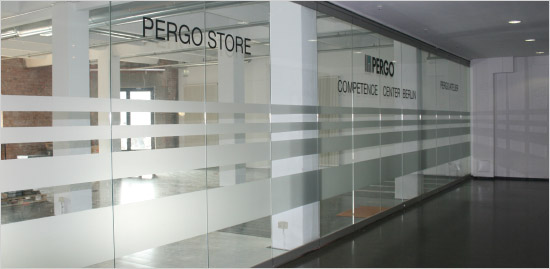 				PERGO Showroom				