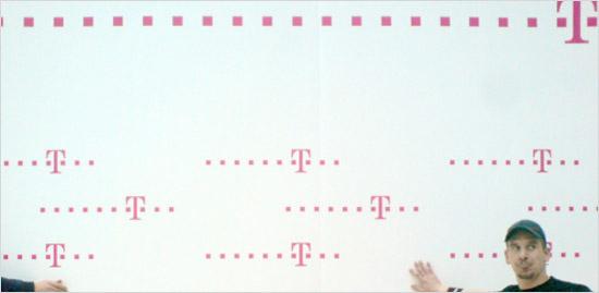 TELEKOM Logo Wall
